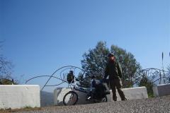 Viaje en Bici, Febrero de 2011